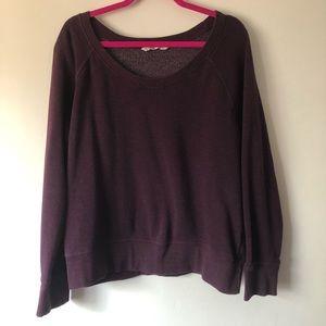 Old Navy Purple Sweatshirt